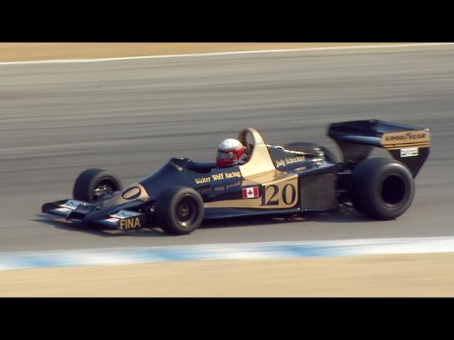 1967 -1984 Formula One Cars -Rolex Monterey Motorsports Reunion