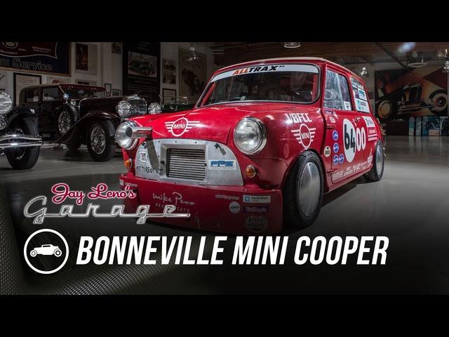 Bonneville Mini Cooper -Jay Leno's Garage