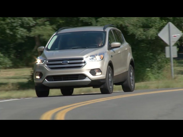 <em>Ford</em> Escape 2017 Review | TestDriveNow