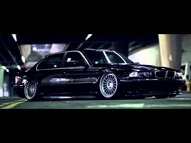 NIGHTFALL - Jeremy Whittle's StanceWorks <em>BMW</em> E38