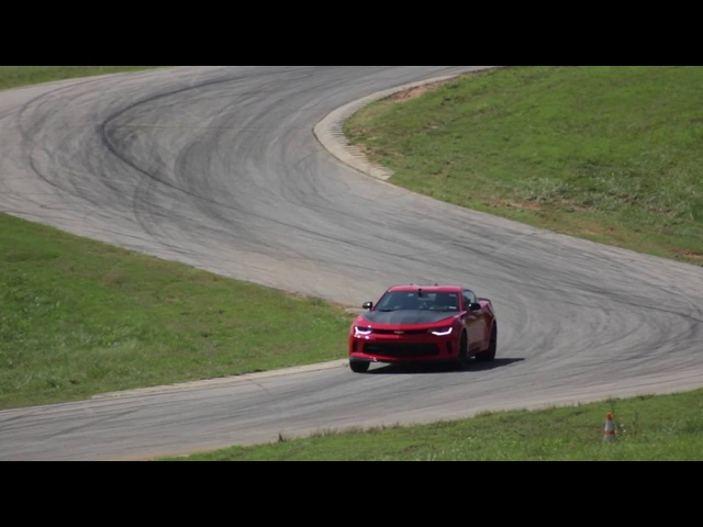 Chevrolet Camaro 1LE at Lightning Lap 2016