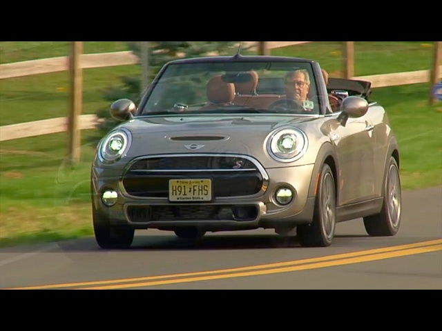 MINI Convertible 2016 Review