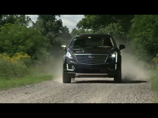 Cadillac XT5 2017 Review