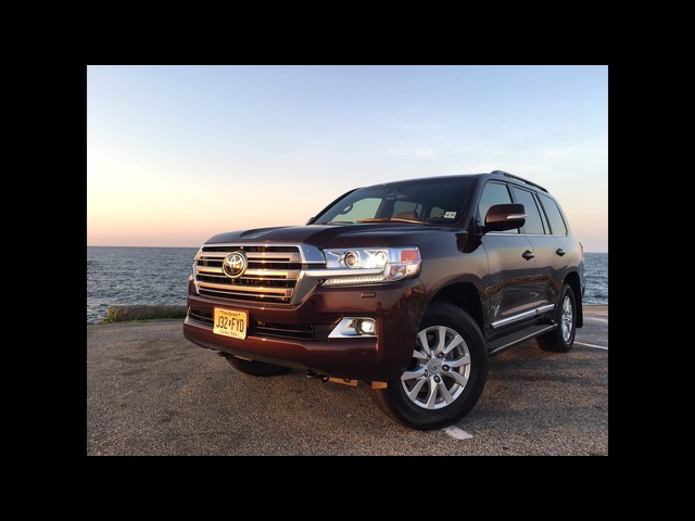 Toyota Land Cruiser 2016 Review