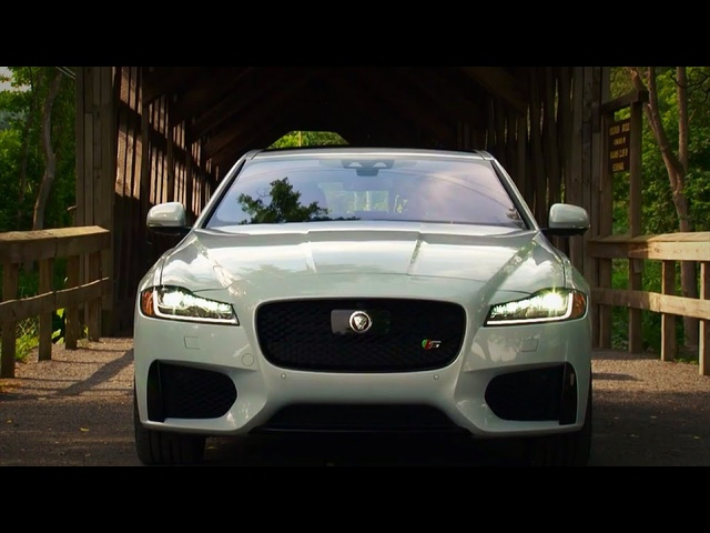 <em>Jaguar</em> XF S 2017 Review | TestDriveNow