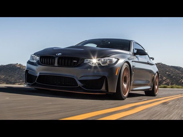 2016 <em>BMW</em> M4 GTS Hot Lap! - 2016 Best Driver's Car Contender