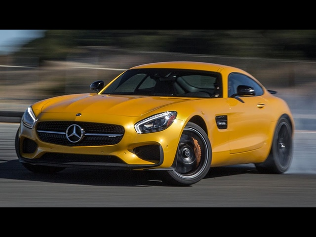 2016 <em>Mercedes</em>-AMG GT S Hot Lap! - 2016 Best Driver's Car Contender
