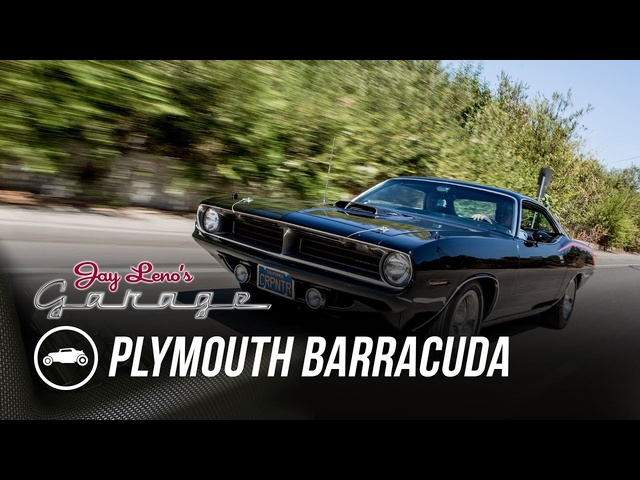 Richard Carpenter's 1970 <em>Plymouth</em> Barracuda - Jay Leno's Garage