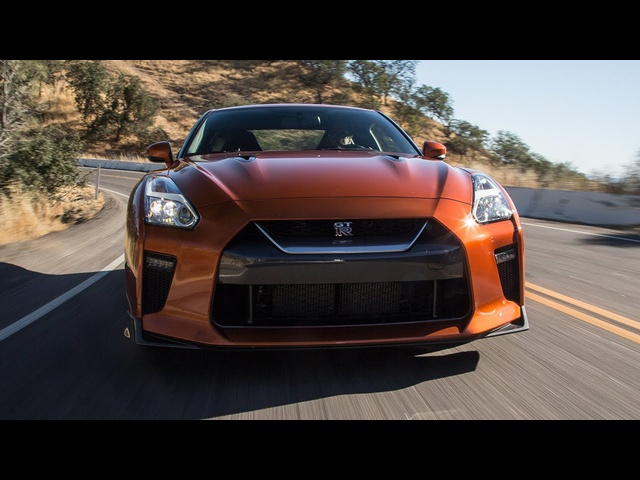 2017 Nissan GT-R Hot Lap! - 2016 Best Driver's Car Contender