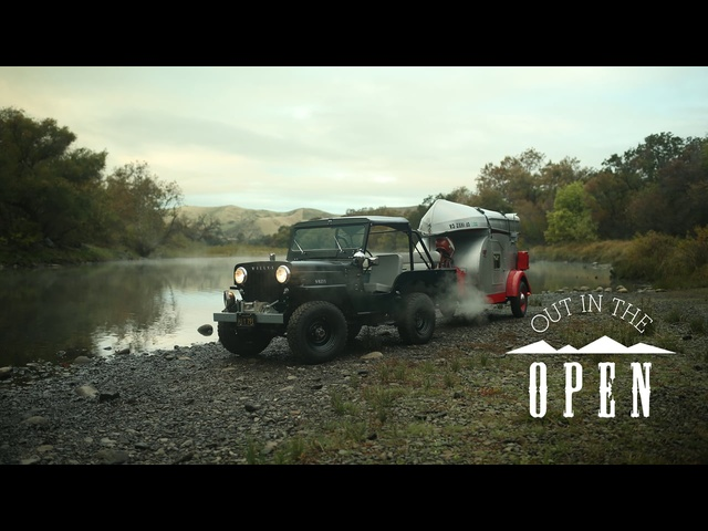 This Willys <em>Jeep</em> Has Always Been Out In The Open