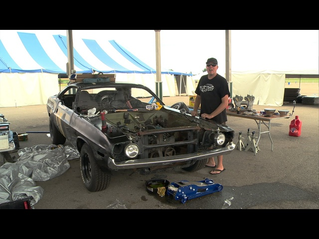 A Deeper Look at Roadkill's Dirt-Track Challenger - Roadkill Extra