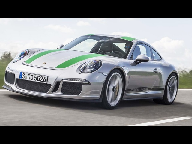 2016 Porsche 911 R: Already a Legend. For Good Reason? - Ignition Ep. 161