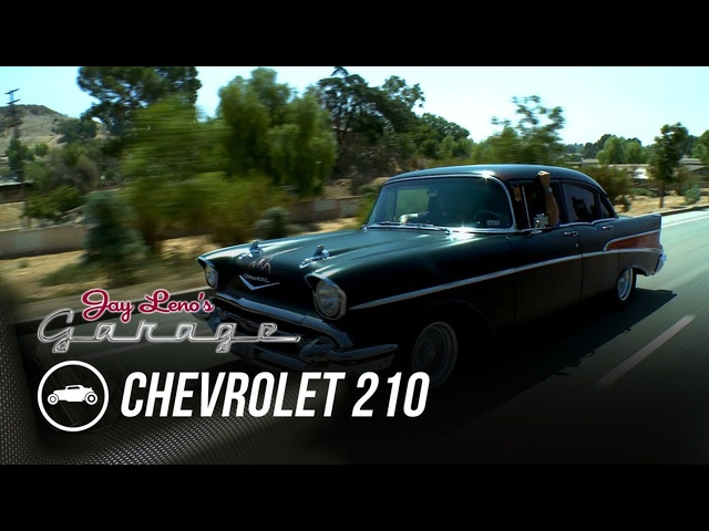 1957 <em>Chevrolet</em> 210 -Jay Leno's Garage