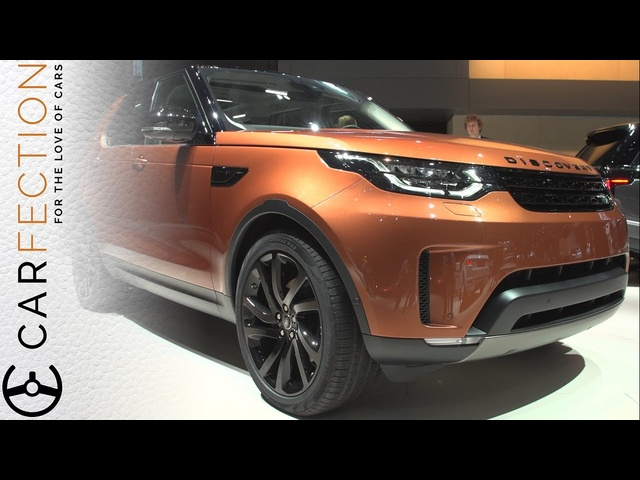 2017 Land Rover Discovery: Back To The Roots - Carfection