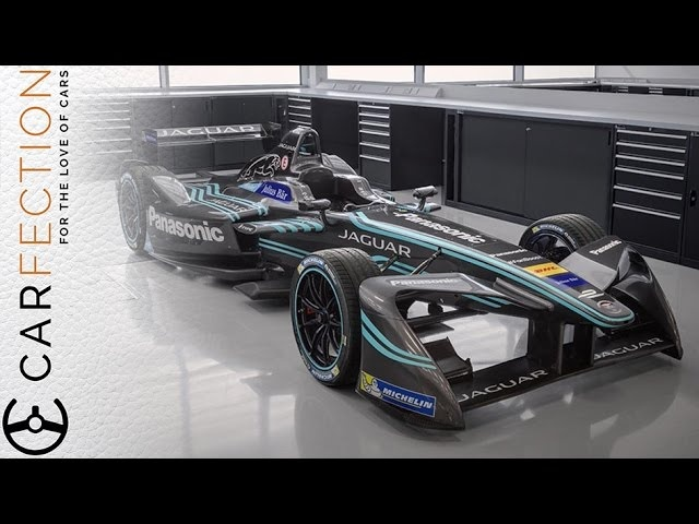 Jaguar & Formula E: Race To The Future - Carfection