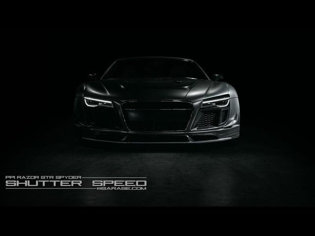 PPI Razor GTR Spyder | eGarage ((coming soon))