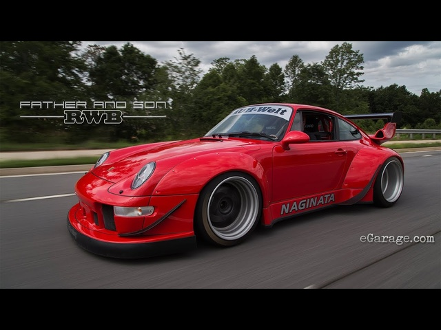 Father and Son RWB | Automotive Culture and the Enthusiast | eGarage