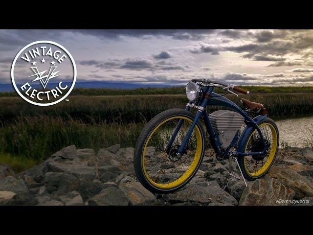 Vintage Electric Bikes | eGarage
