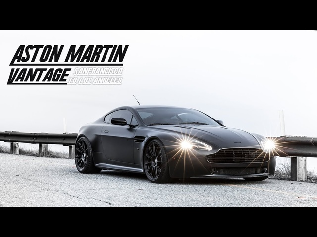Aston Martin Vantage | Automotive Beauty | eGarage