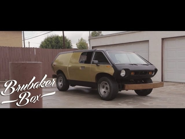 The Brubaker Box | Automotive Beauty | eGarage