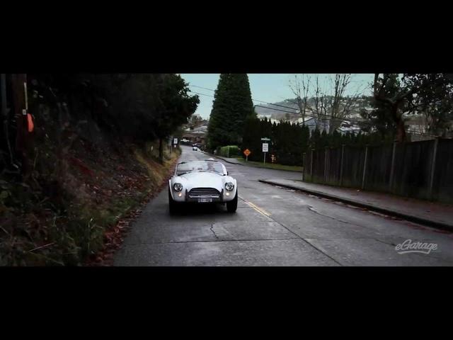 The Vintage Racer | Automotive Collectors | eGarage