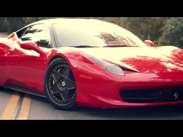 HRE Wheels <em>Ferrari</em> 458 Italia | Automotive Beauty | eGarage