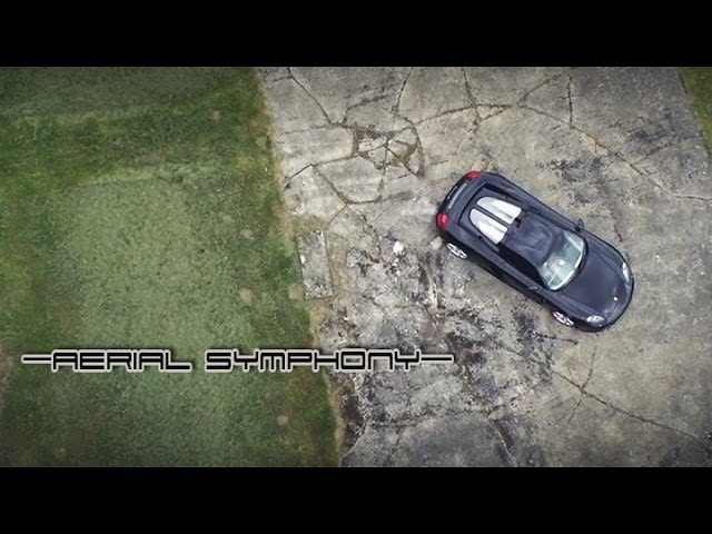 Porsche Carrera GT | Aerial Symphony | eGarage
