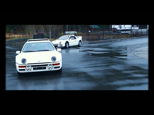Ford RS200 | Automotive Beauty | eGarage