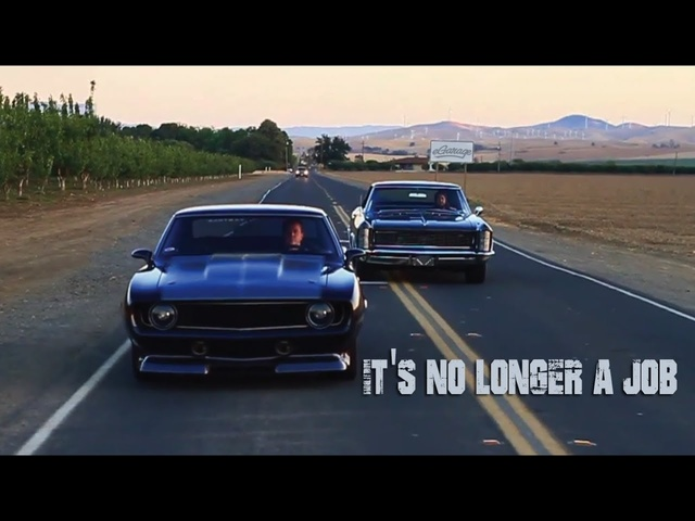 East Bay Muscle Cars | It's No Longer a Job | eGarage
