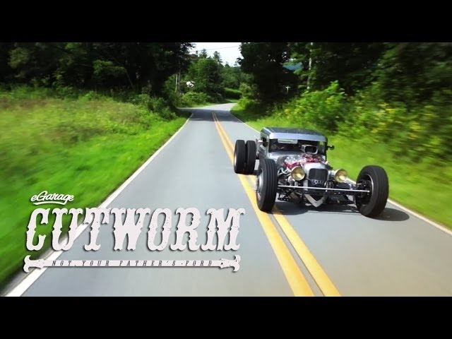 Cutworm - Not Your Father's Ford | Builders and Fabricators | eGarage