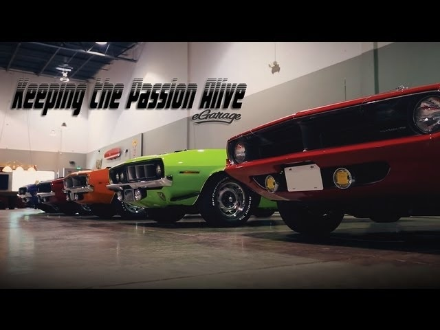Keeping the Passion Alive | Automotive Collections | eGarage