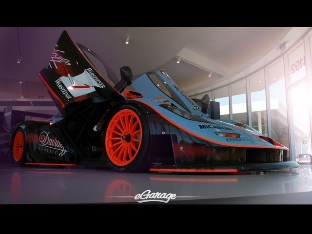 Mclaren F1 GTR | Automotive Beauty | eGarage