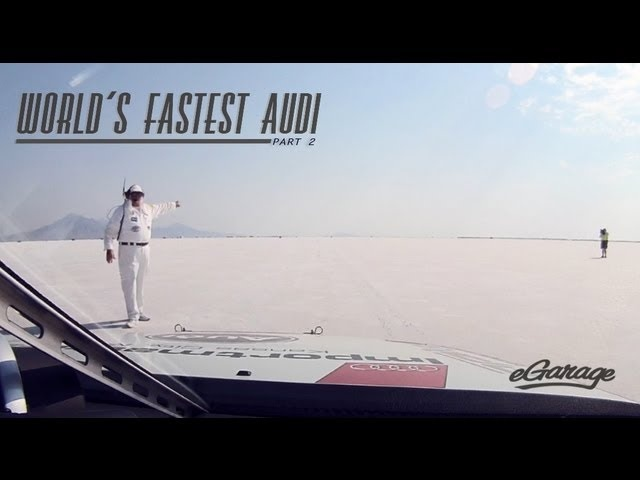World's Fastest <em>Audi</em> (The Run) | Automotive Competition | eGarage