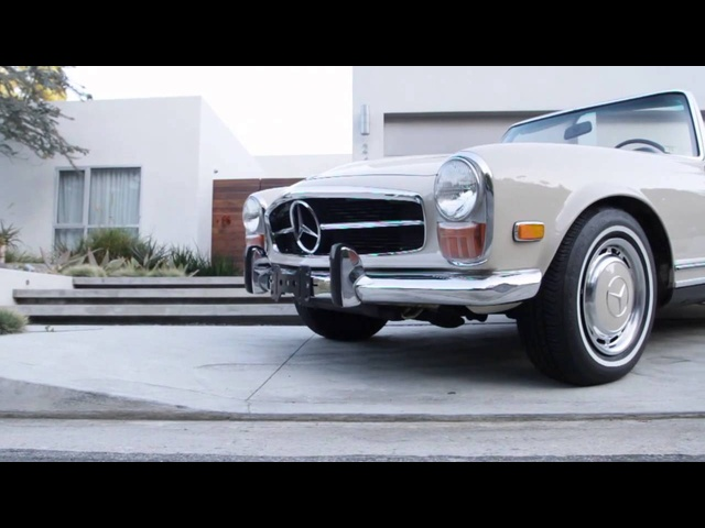 50 Years of the Mercedes-Benz