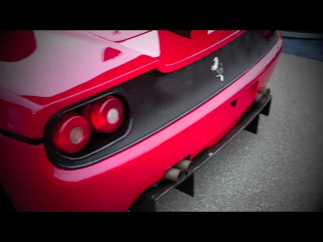 Ferrari F50 GT1 | Automotive Beauty | eGarage