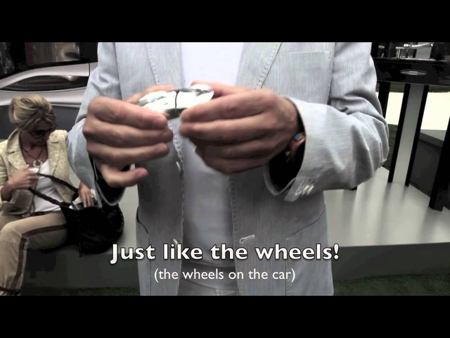 Horacio Pagani | Huayra Key | eGarage