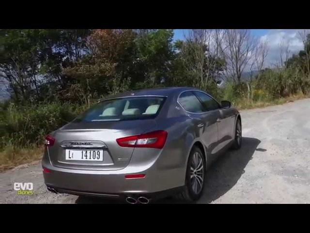 Maserati Ghibli V6 petrol and diesel