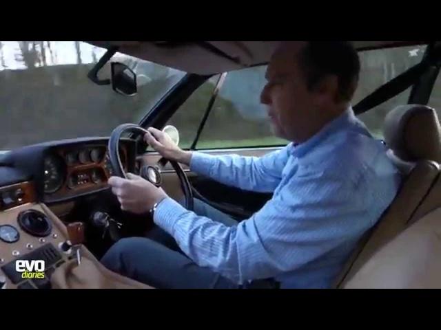 <em>Lamborghini</em> Espada drive
