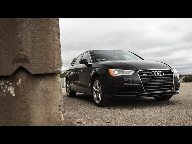 2015 <em>Audi</em> A3 | AROUND THE BLOCK