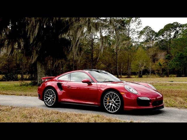2014 Porsche 911 Turbo S | AROUND THE BLOCK