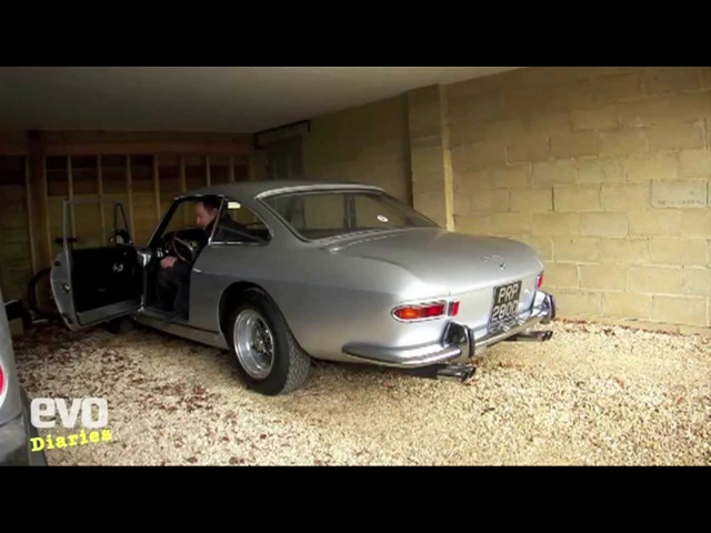 Harry Metcalfes Garage <em>Ferrari</em> 330 GT 22 Part 1