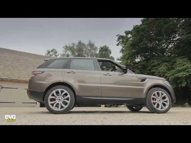 Range <em>Rover</em> Sport 2014