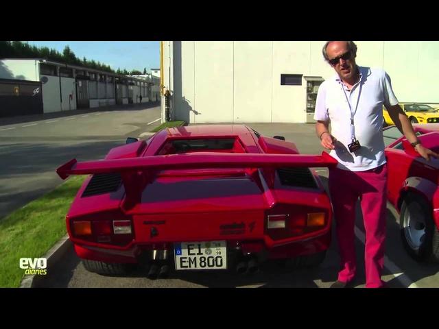 <em>Lamborghini</em> V12 timeline
