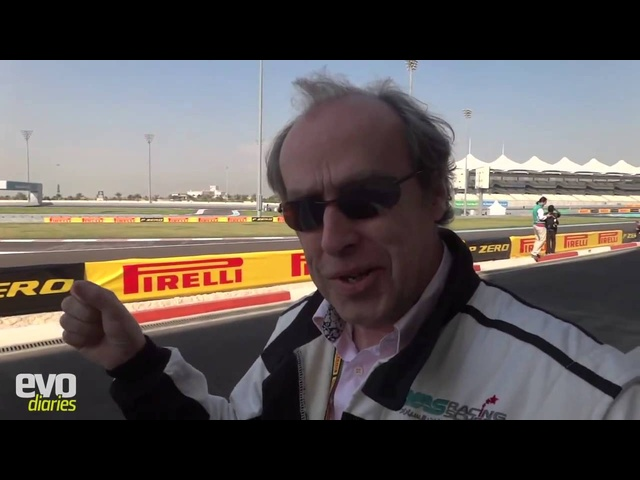 Harrys 2 Seater F1 passenger ride with Pirelli