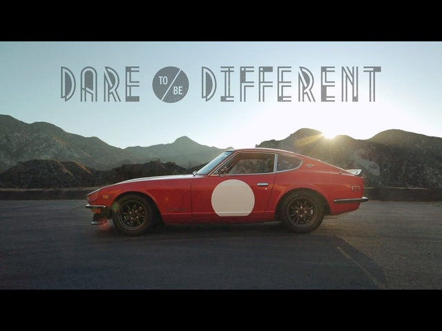Dare to Be Different in a <em>Datsun</em> 240Z