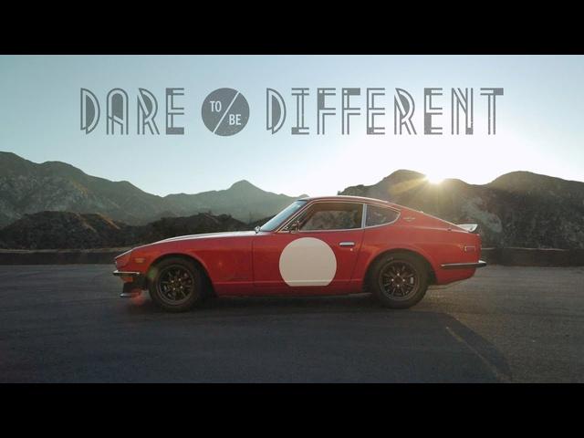 Dare to Be Different in aDatsun 240Z