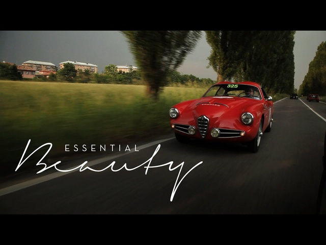 Zagato Embodies Essential Beauty (English Subtitles)