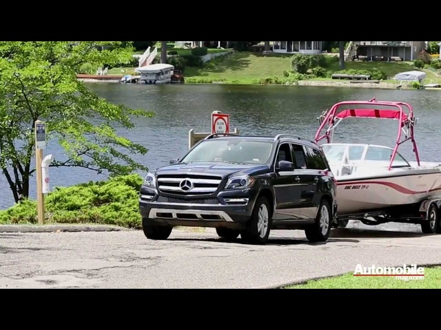 2013 Mercedes-Benz GL450 Four Seasons Introduction