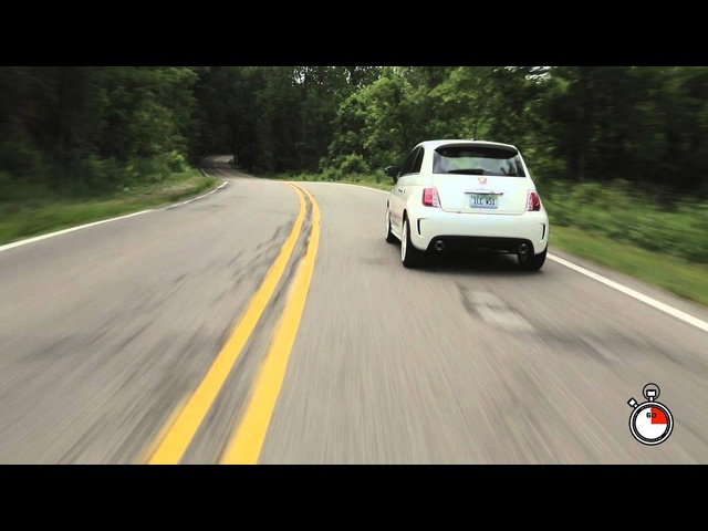 60 Seconds with the Fiat 500 Abarth