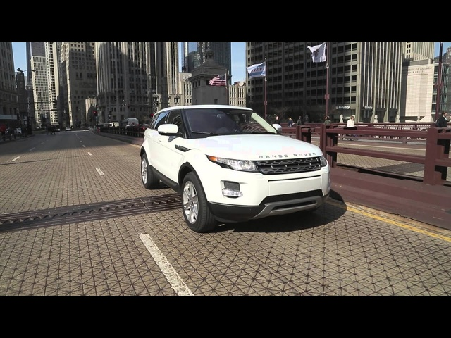 2012 Land <em>Rover</em> Range <em>Rover</em> Evoque Four Seasons Wrap